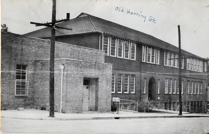 Herring Street School. Photo courtesy of Elizabeth Wilson.