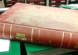 bench-docket