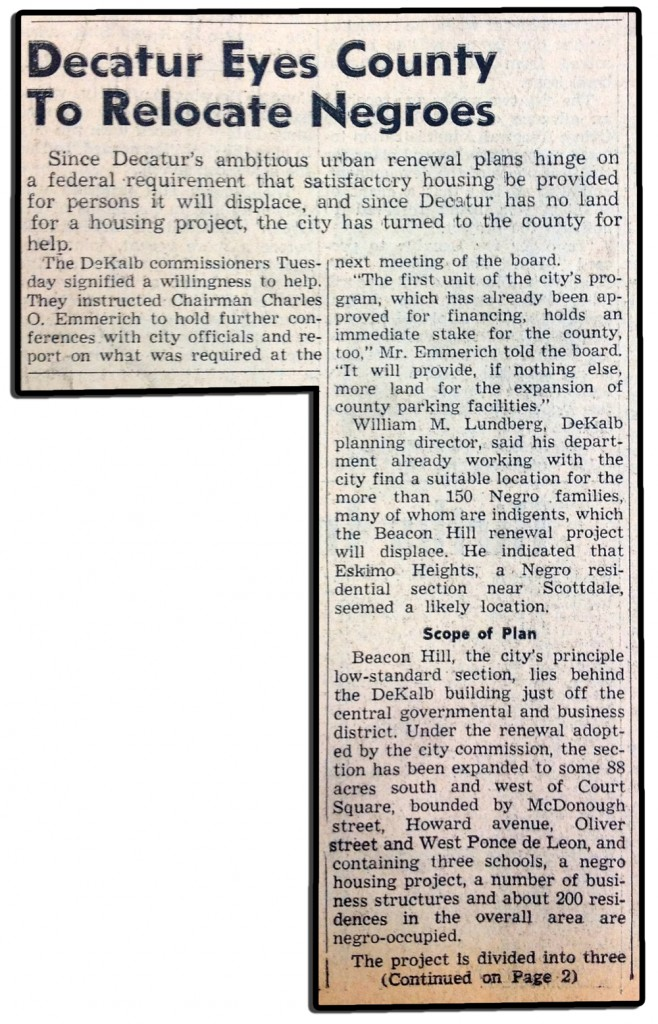 DeKalb New Era, July 27, 1961.