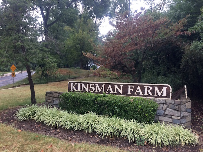 According to the 2010 U.S. Census, the former Kinsman farm property has some of the most diverse households in North Four Corners.