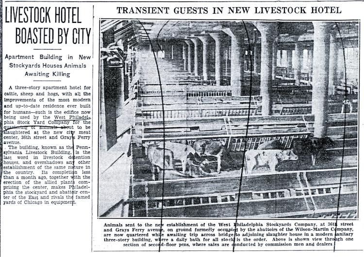 Philadelphia Ledger, June 29, 1931.