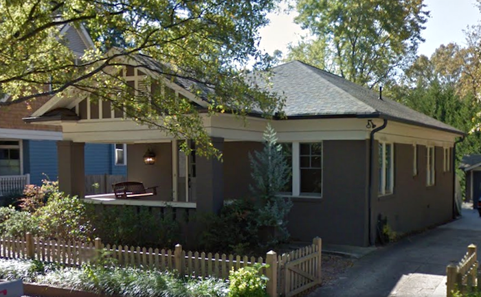 East Lake Dr. house, c. 2014. Credit: Google.