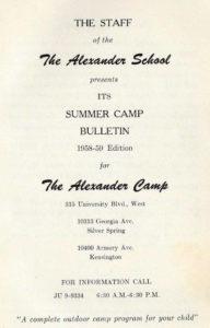 Camp-Bulletin