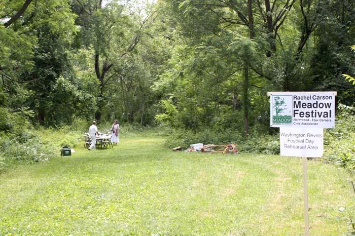 Rachel Carson Meadow Festival, 2010.