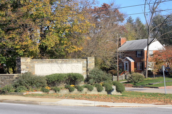 Woodmoor subdivision, Silver Spring, Maryland.