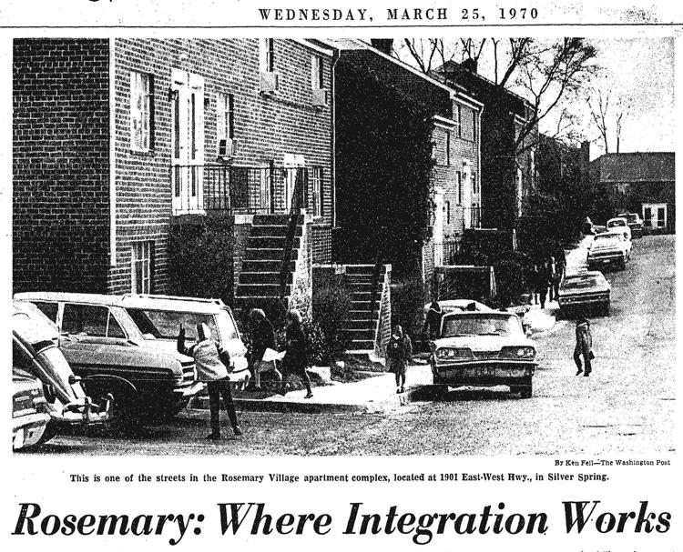 The Washington Post, March 25, 1970.