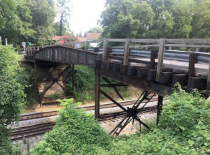 White planners and preservationists see one thing when looking at this bridge. Longtime African American Lyttonsville residents see something else.